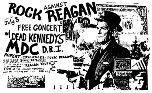 rock against regan