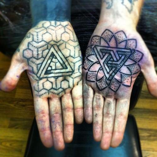 healing hands XVIII