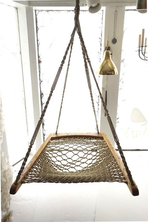my new swing