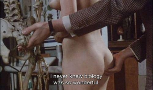 biology is wonderful