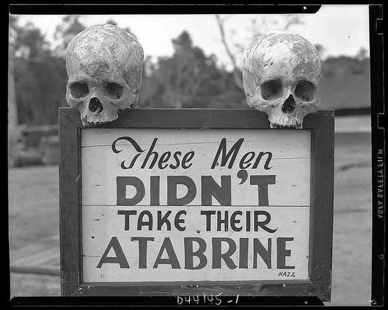 atabrine