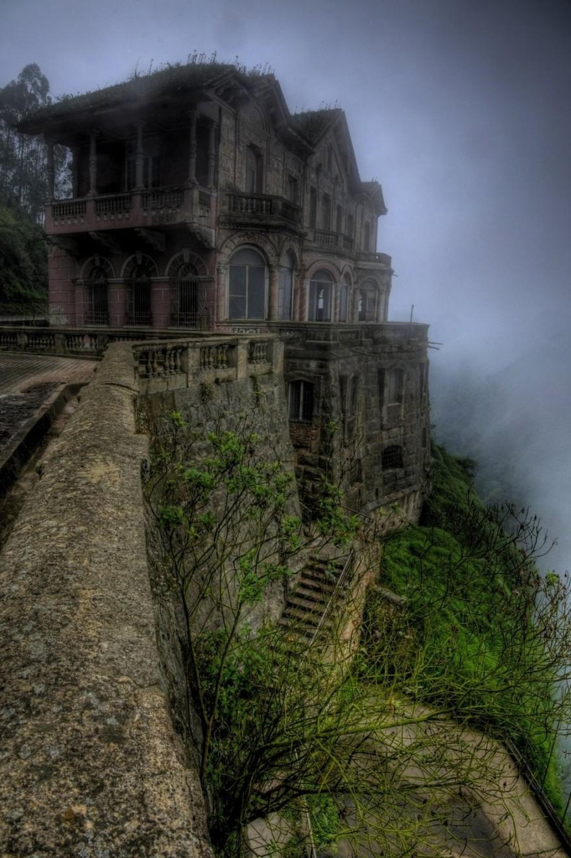 El Hotel del Salto_lost cities