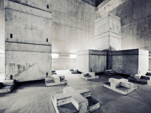 concrete spaces