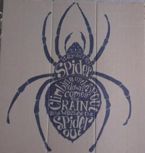 itsy bitsy spider - shielyule