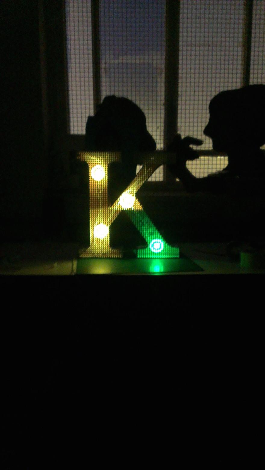 kicking k dark_shielyule