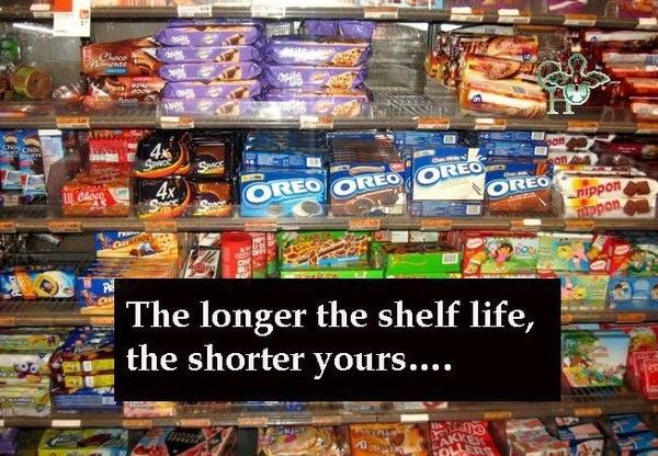 longer shelf life