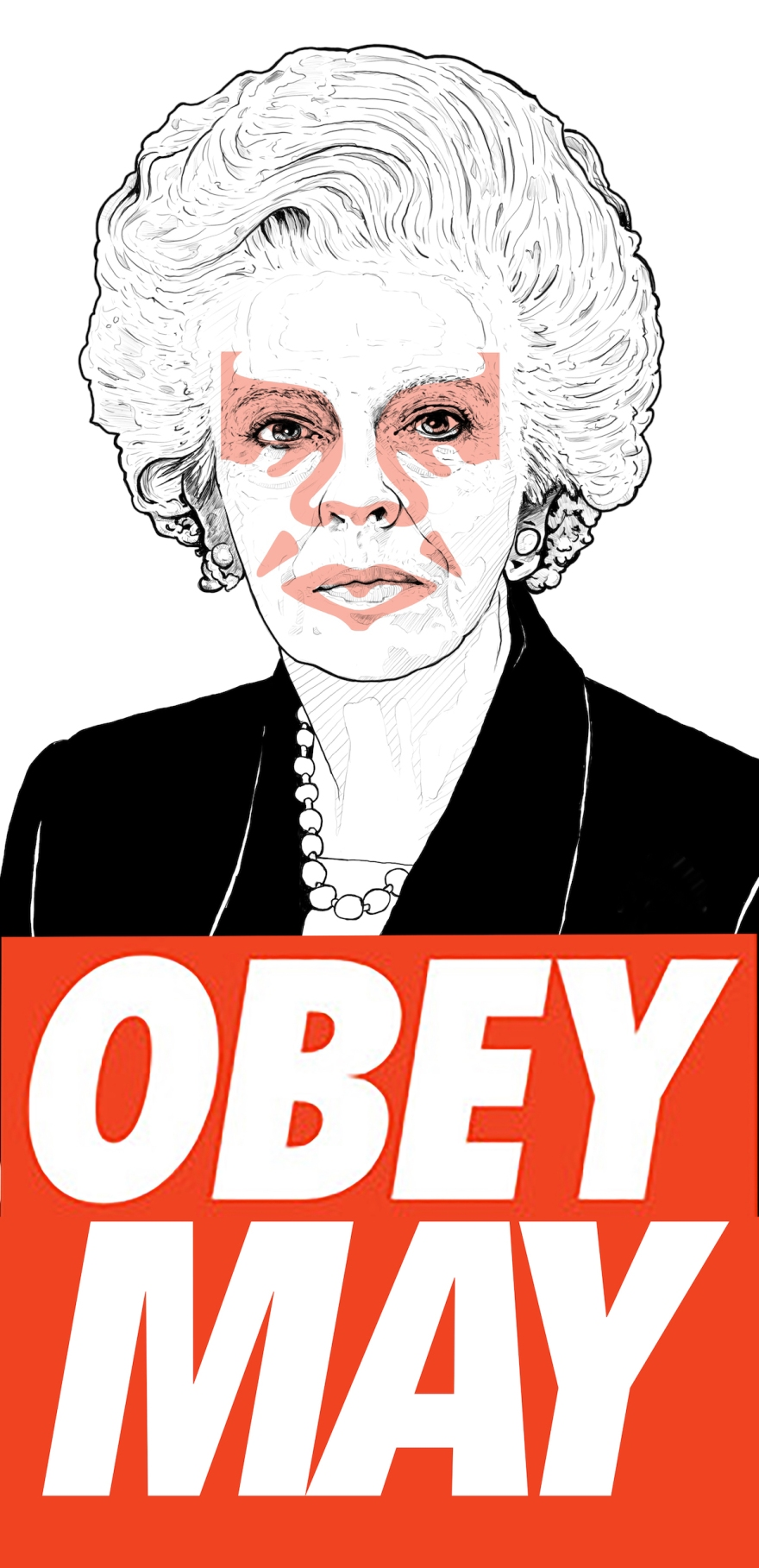 OBEY theresa MAY_shielyule